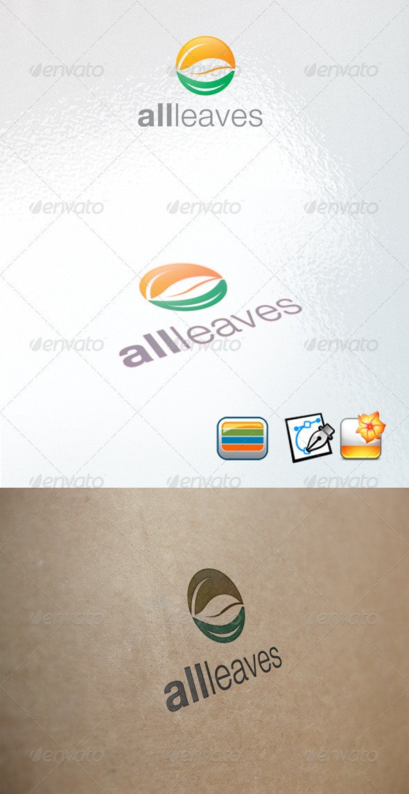Allleaves - Nature Logo Templates