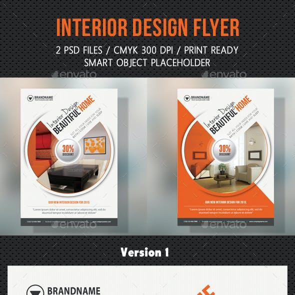 Interior Design Flexible Flyer