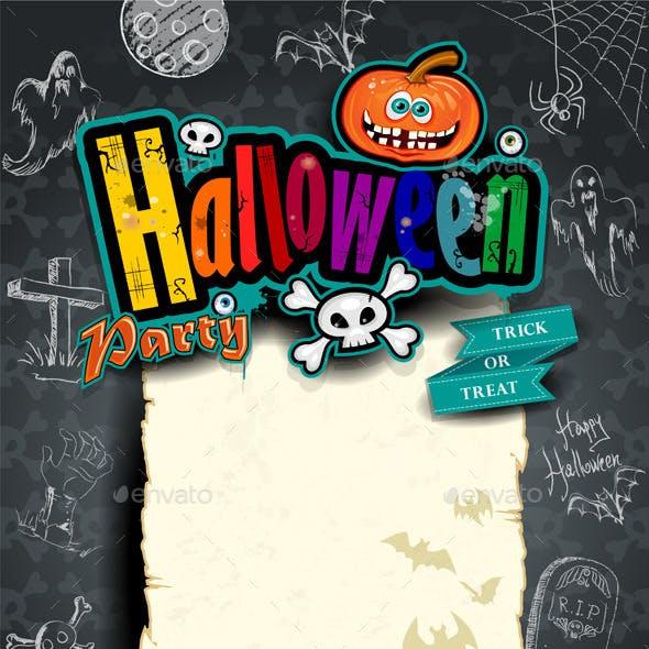 Scroll of Halloween