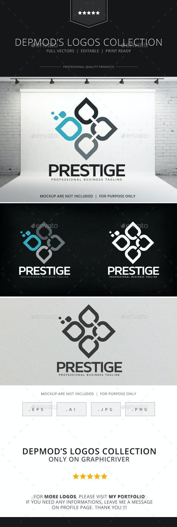 Prestige Logo - Abstract Logo Templates
