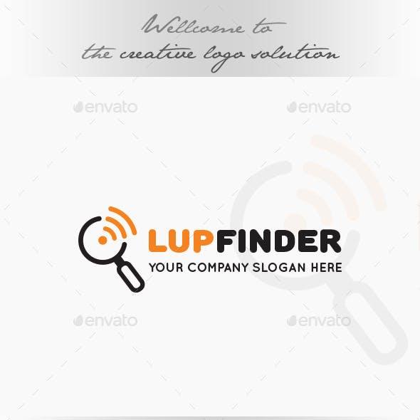 Lup Signal Finder Logo