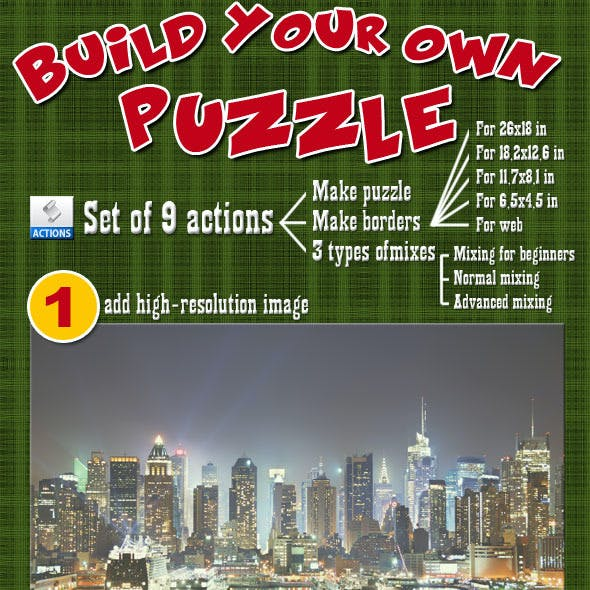 Build Your Own Puzzle
