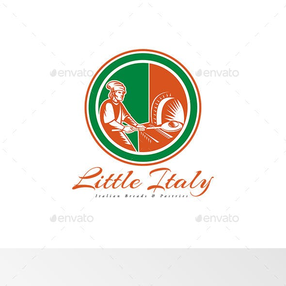Little Italy Italian Breads Logo