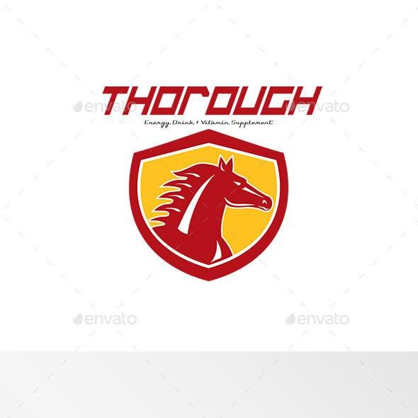 Thorough Energy Drink Logo