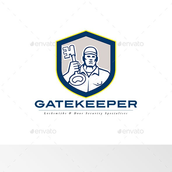 Gatekeeper Security Locks Specialists Logo