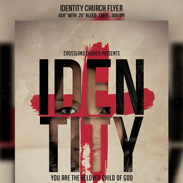 Identity Church Flyer