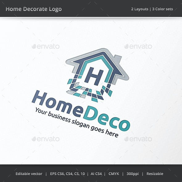 Home Decorate Logo