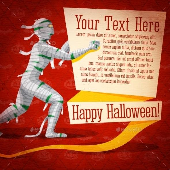 Halloween Banner - Halloween Seasons/Holidays