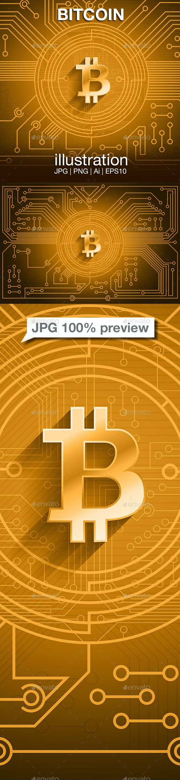 Bitcoin Circuit - Technology Conceptual