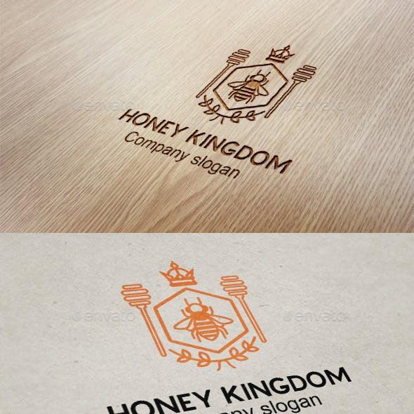 Honey Kingdom Logo
