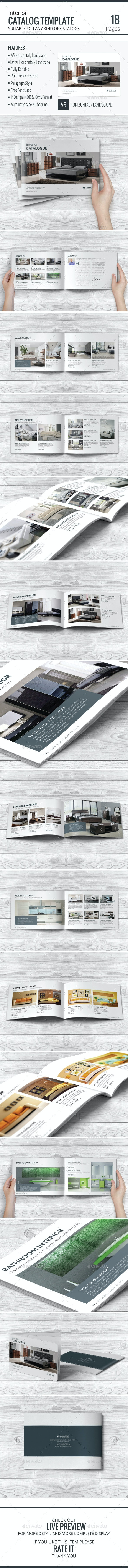 Catalog Template Vol. 06 - Catalogs Brochures