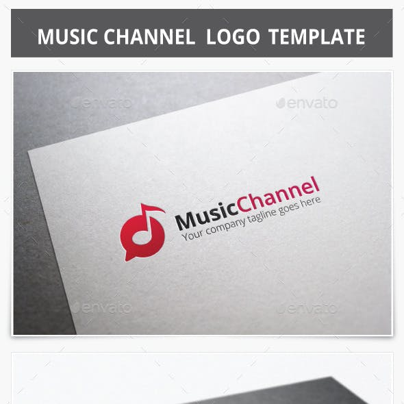 Music Channel Logo