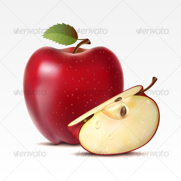Apples - Food Objects