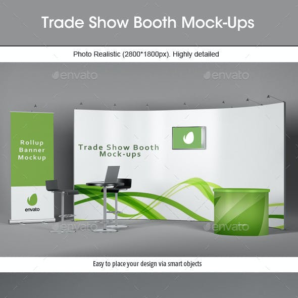 Tradeshow Graphics Designs Templates From Graphicriver