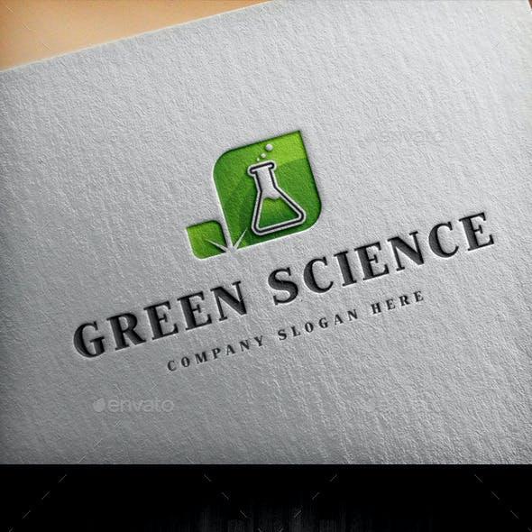 Green Science Logo