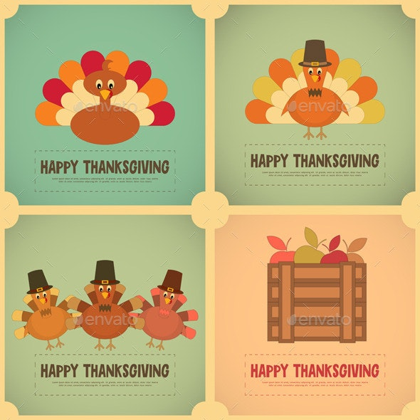 Thanksgiving Day - Miscellaneous Seasons/Holidays