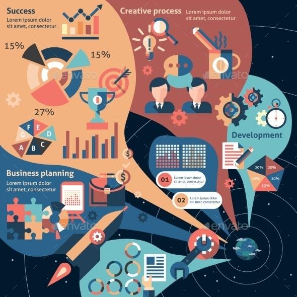 Creative Infographic Set