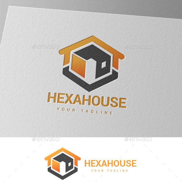 Hexa House Realty Property Logo
