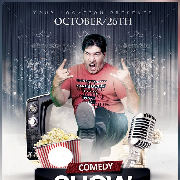 Comedy Night Show