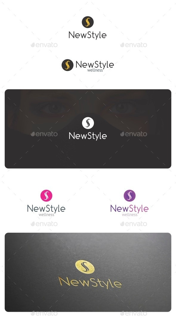 New Style Logo - Letters Logo Templates