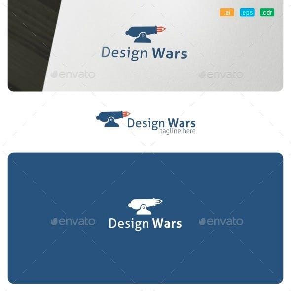 Design Wars Logo