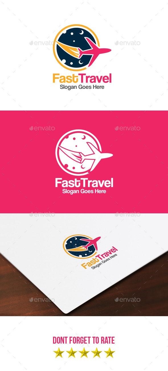 Fast Travel Logo - Objects Logo Templates