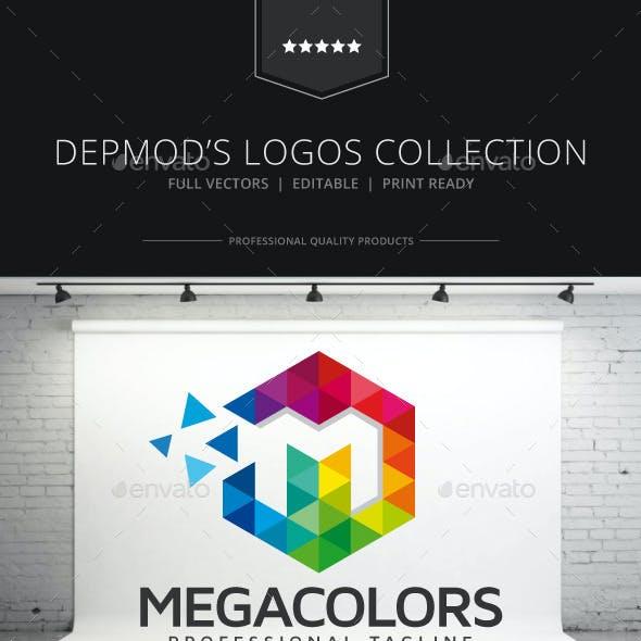 Mega Colors Logo