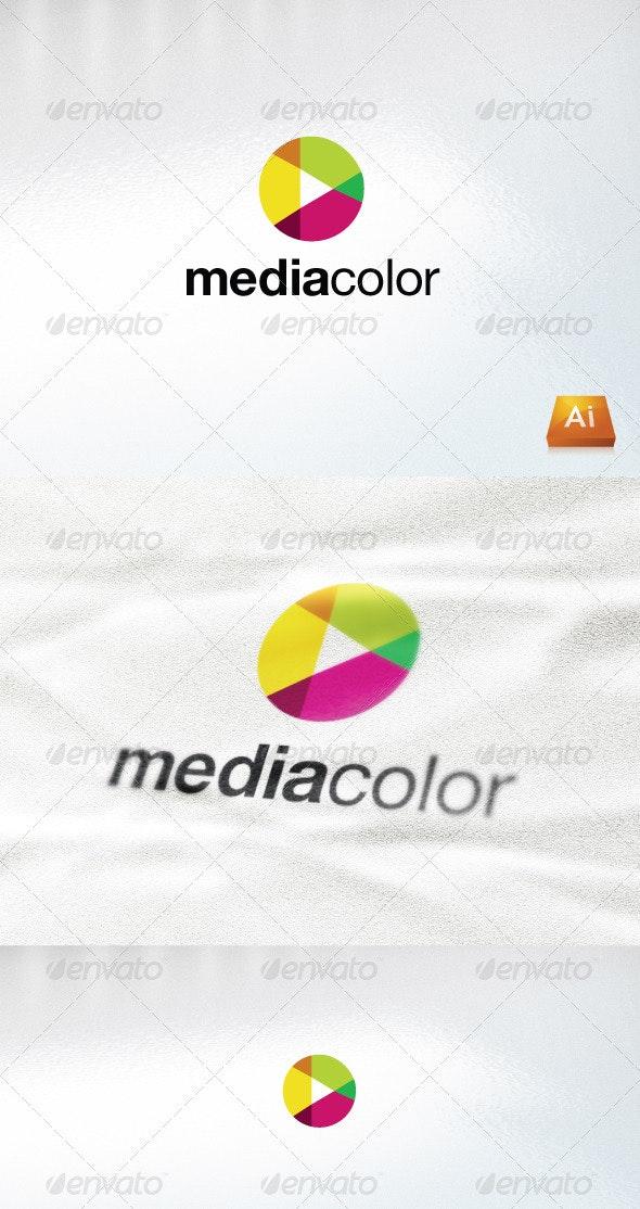 Mediacolor - Abstract Logo Templates