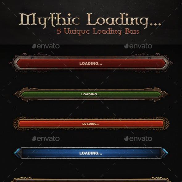 Mythic Loading...