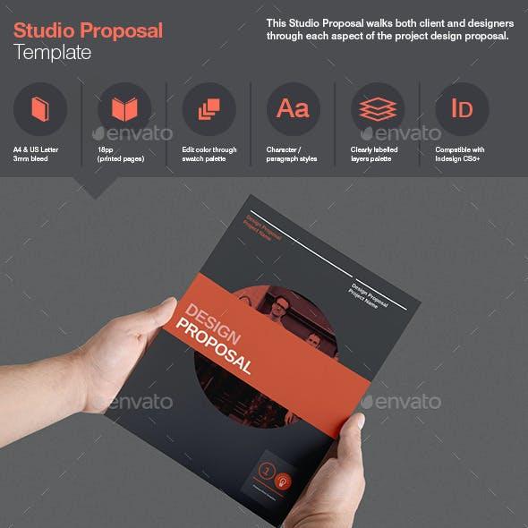 Studio Proposal Template