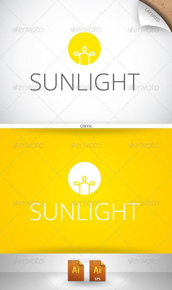Sunlight Logo - Nature Logo Templates