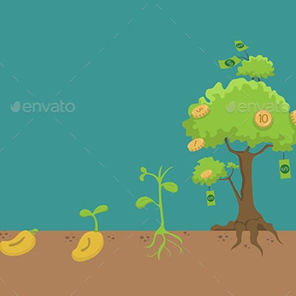Evolution of Money Tree