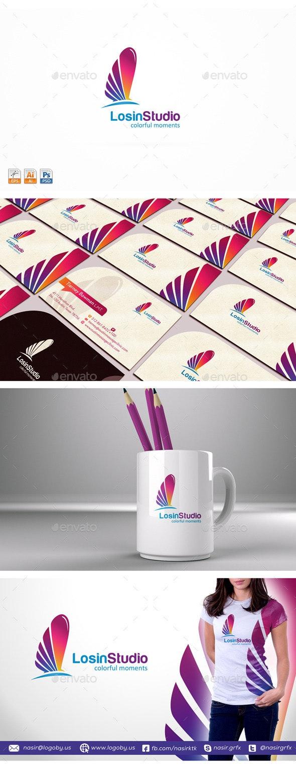 Exhibition Show - Abstract Logo Templates