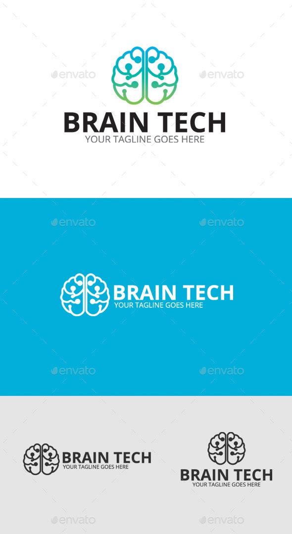 Brain Logo Template - Symbols Logo Templates