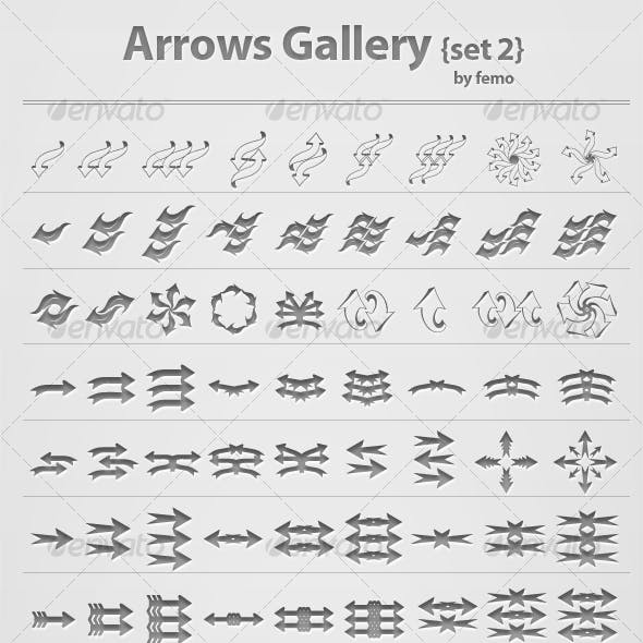 Arrows Gallery {set 2}