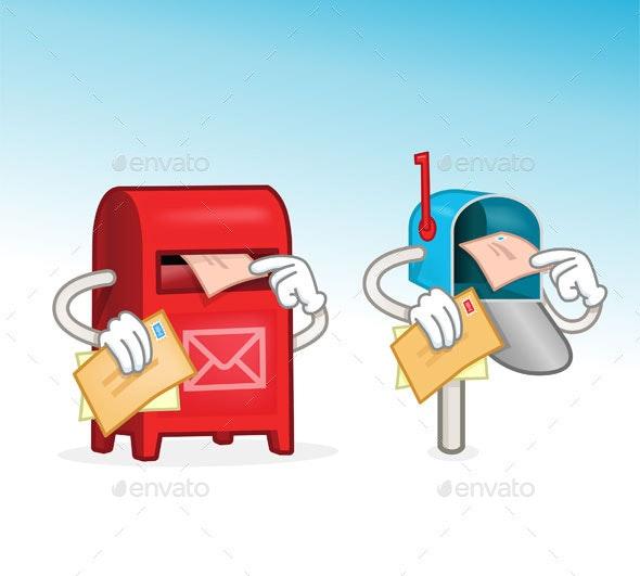 Mailbox - Vectors