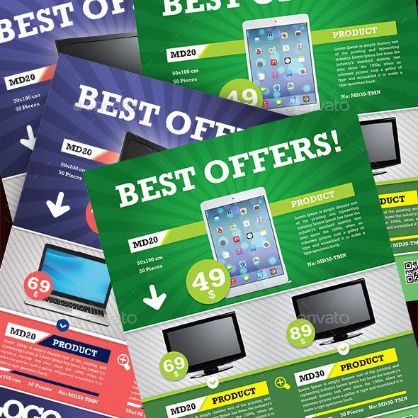 New Offers Flyer