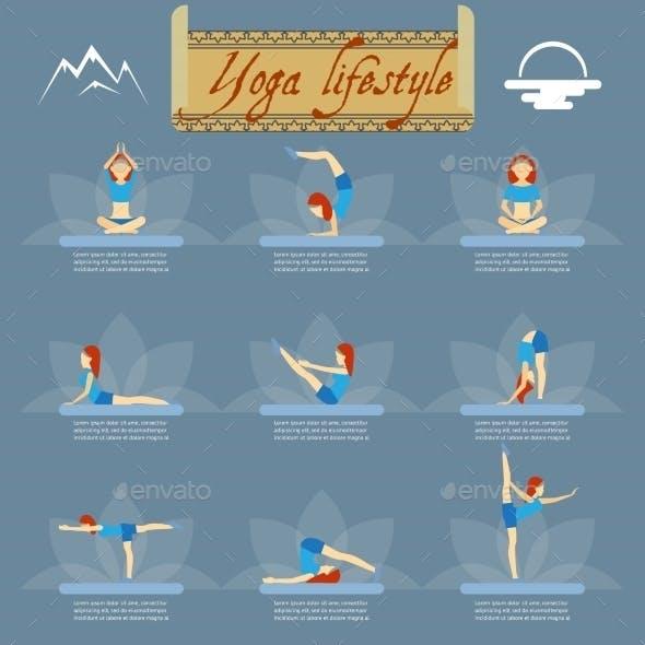 Yoga Poses Icons