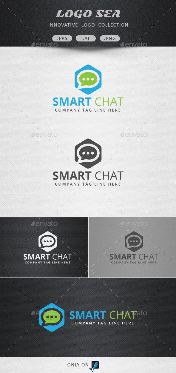 Chat Logo Design - Symbols Logo Templates