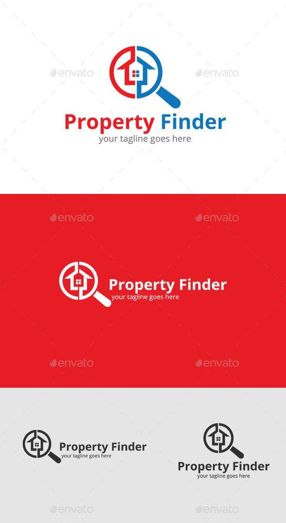Property - Real Estate Logo - Buildings Logo Templates
