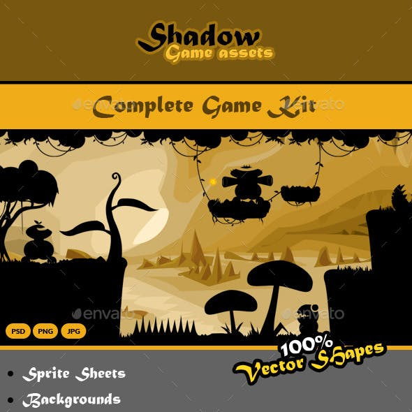 Shadow Game Kit Bundle