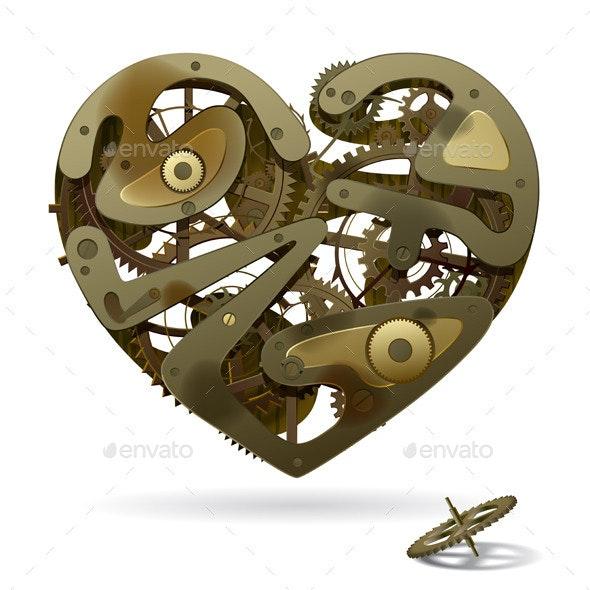 Clockwork Heart - Miscellaneous Conceptual