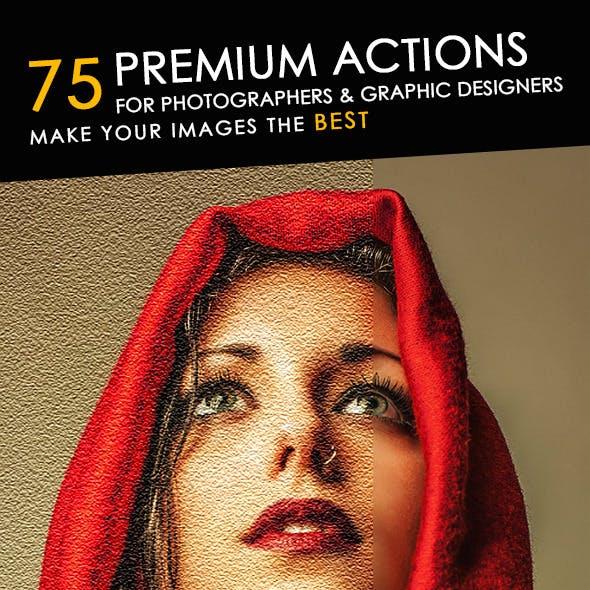 75 Premium Actions