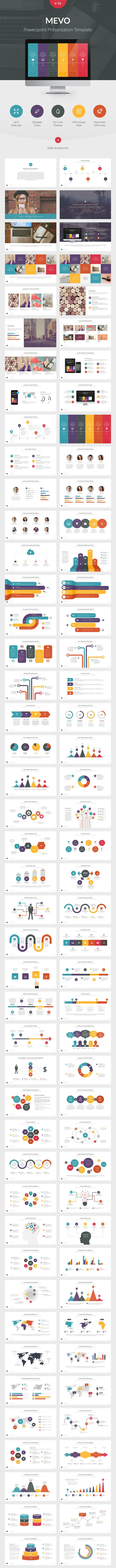 Mevo Powerpoint Presentation Template - PowerPoint Templates Presentation Templates