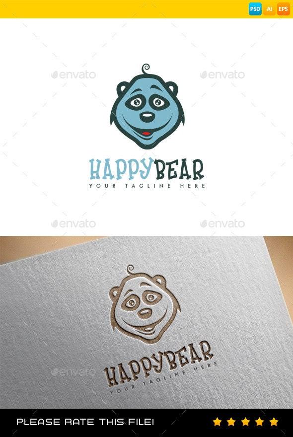 Bear Logo - Animals Logo Templates