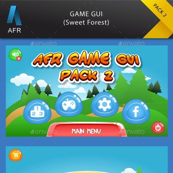 AFR Game GUI Pack 2