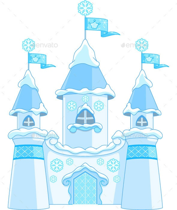 Winter Castle - Buildings Objects