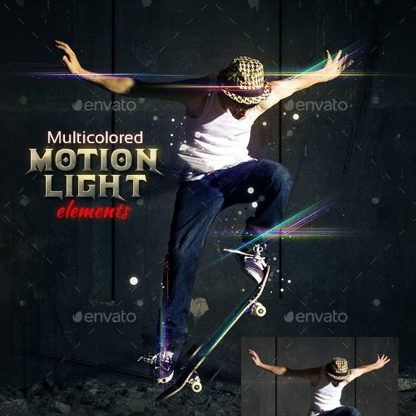 Motion Light Elements