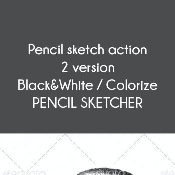 Pencil Sketcher