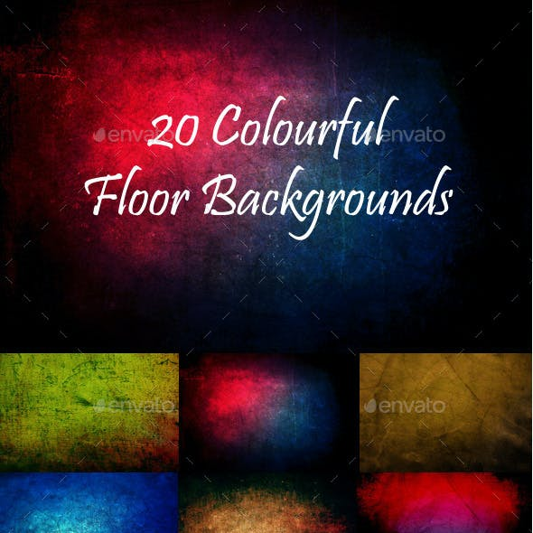 64 Abstract Backgrounds Bundle